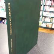 Burkes History of Clonmel, leather bound