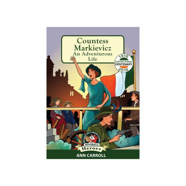 countess-markievicz-an-adventurous-life-1916-